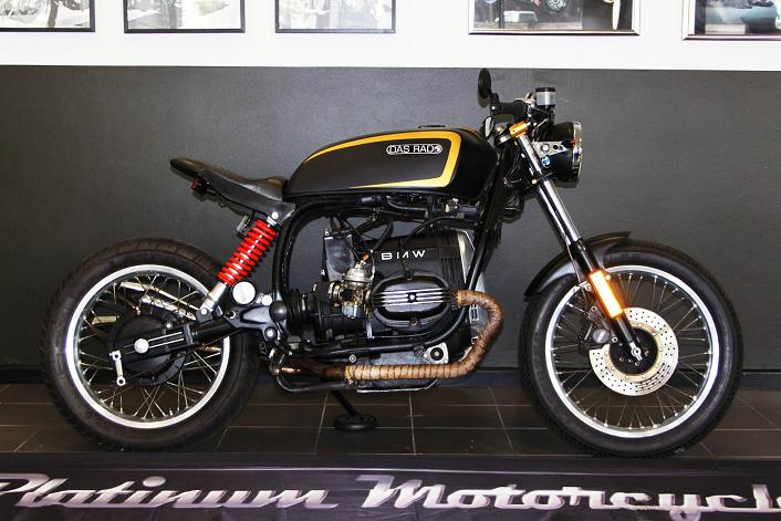 1985 BMW R80 CAFE RACER For Sale - MC World - Cape Town