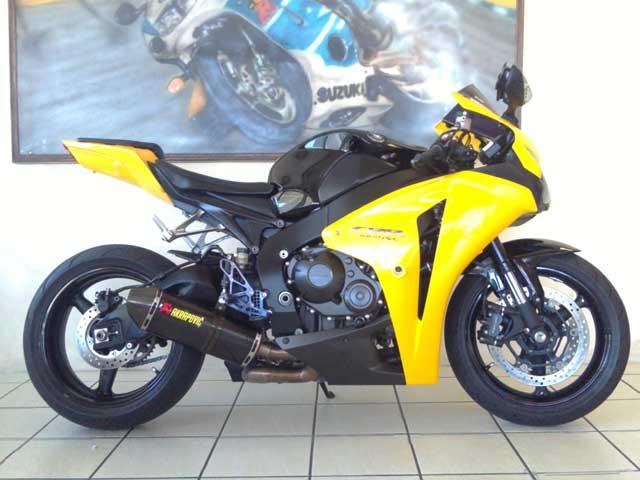 2008 Honda CBR1000RR Fireblade For Sale MC World Cape Town
