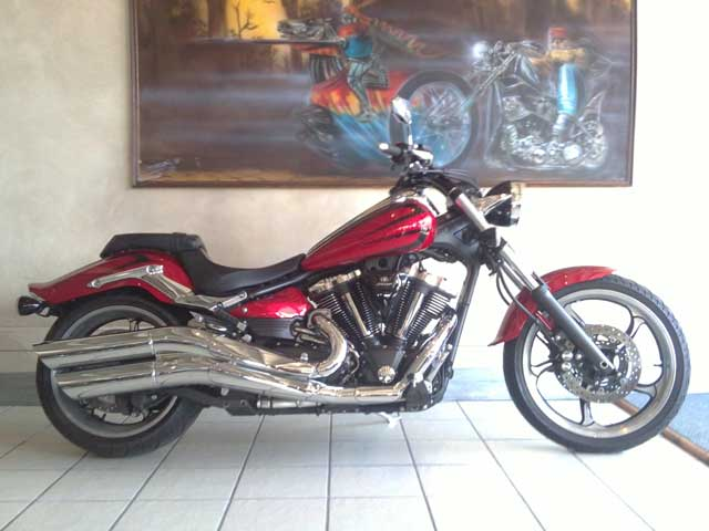 Yamaha Raider For Sale