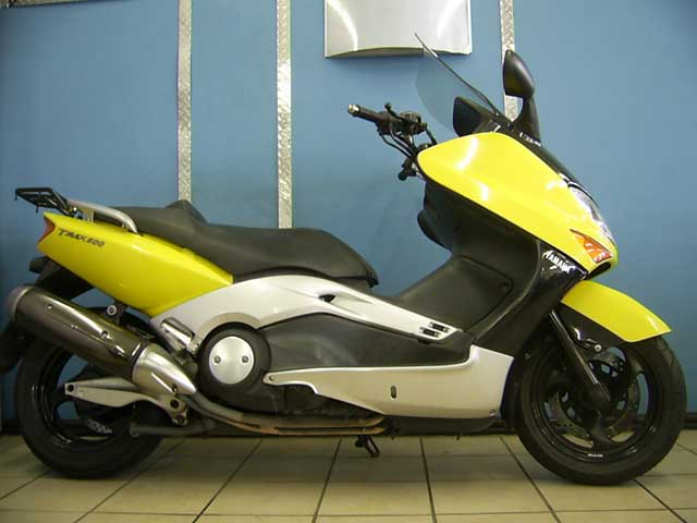 Yamaha TMAX500 Scooter For sale - Cape Town - Bikers Delight